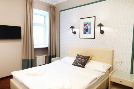 FAMILY room (up to 4 people) – Hostel «Netizen»