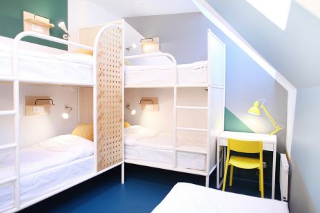 Budget Family Room (up to 5 people)– Hostel «Netizen»